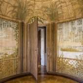 Otaheitisches Kabinett im Schloss auf der Berliner Pfaueninsel. Foto: SPSG / Hans Bach