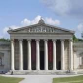 Unternehmenslogo Glyptothek München
