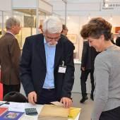 Impressionen Stuttgarter Antiquariatsmesse 2015