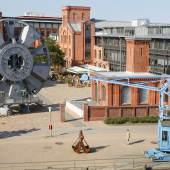 Fabrikensemble des Museums der Arbeit, Foto SHMH Museum der Arbeit