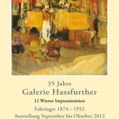 35 Jahre Galerie Hassfurther
