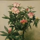 Henri Fantin-Latour Rhododendron, 1874 Öl auf Leinwand, 54 x 57 cm Wallraf-Richartz-Museum & Fondation Corboud, Köln