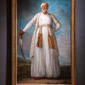 Portrait of Muhammad Dervish Khan from 1788 Sells for $7.2 Million