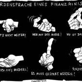 Petar Pismestrovic. Fingersprache 2000