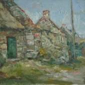 Fischerhäuser Bretagne, Albert Feser
