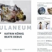 TUSCULANEUM . Katrin König & Beate Debus