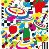 Niklaus Troxler, Collage zur Ausstellung im Museum Folkwang © Niklaus Troxler / VG Bild-Kunst, Bonn, 2017