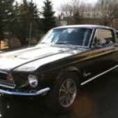 Ford Mustang 289 Fastback, 1965 € 25.000 - 30.000