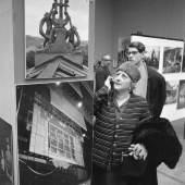 Foto-Film-Ton, Stefan Amsüss, Ausstellung der Landesstelle für Bild- und Tondokumentation im Künstlerhaus, 3. März 1962