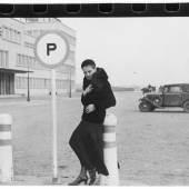 Franz Roh Bei mir kann geparkt werden um 1925 Foto Dr Richard Hampe