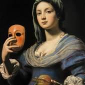 Nachahmung als gemeinsames Prinzip der Künste (3.0 MB) Lorenzo Lippi (1606-1665) Um 1640 © Angers, Musée des Beaux-Arts