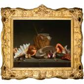 French School, A still life with sea shells and mollusks, 19th Century, Est. £4,000 – 6,000