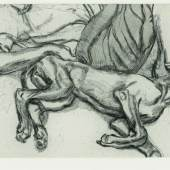 Lucian Freud, Pluto (1988)