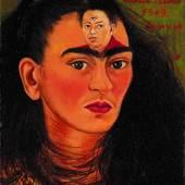 Frida Kahlo, Diego y yo (Diego and I) Estimate in Excess of $30
