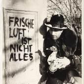 Padhi Freiburger, »Frische Luft ist nicht alles« Schloss Hagenberg, Fallbach, 1968
