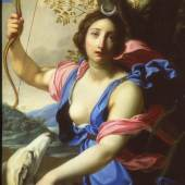 Cesare Dandini, Diana, Oil on canvas, 94 x 76.4 cm. Courtesy of Robilant+Voena