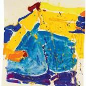 Sam Francis, Untitled (SF60-1367), est. £24,000-28,000