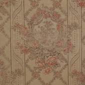 Original und kostbar: textile Wandbespannung im Schlafzimmer des Gästeappartements. Foto: SPSG/Elvira Kühn