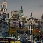 Vista de Madrid. Leticia Felgueroso.