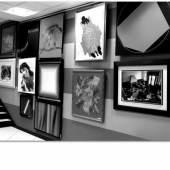 Übersicht der Räumlichkeiten des Auktionshauses