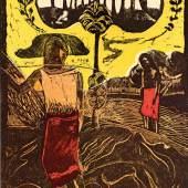 Paul Gauguin, NoaNoa, 1893/94 Privatbesitz, Paul Gauguin. Das grafische Werk 28. September 2012 - 20. Januar 2013