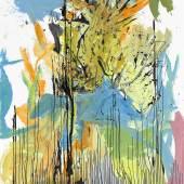 Georg Baselitz Bei Willem, 2009 Öl auf Leinwand / Oil on canvas Sammlung Goetz München / Goetz Collection Munich © Georg Baselitz, 2014 Foto / Photo: Jochen Littkemann