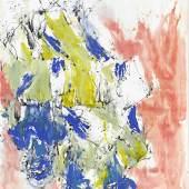 Georg Baselitz Vorwärts im Mai, 2012 Öl auf Leinwand / Oil on canvas Theo Lindquist, Stockholm Courtesy Galerie Thaddaeus Ropac Foto / Photo: Jochen Littkemann