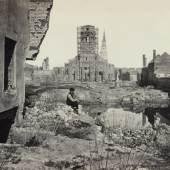 George N. Barnard, Ruinen in Charleston, S.C., aus der Serie Fotografische Ansichten vom Feldzug des Generals Sherman, 1866, Copyright: Wilson Centre for Photography