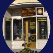Geschäft Ansicht (c) alteuhren.info