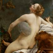 Iupiter & Io (705 KB) Antonio Allegri, gen. Correggio (Correggio 1489/94 – 1534 Reggio Emilia) um 1530 162 x 73,5 cm © KHM mit MVK und ÖTM