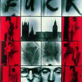 Gilbert & George Fuck, 1977 Fotoarbeit, 16teilig, davon 6 mit Dye-Colour Fotofarben rot colorije 50 x 60 cm; Gesamtmaß 241 x 201 cm Sammlung Kunstmuseum Wolfsburg © Kunstmuseum Wolfsburg
