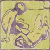 Giovanni Giacometti I figli della luce – Sonnenkinder (1913) Bündner Kunstmuseum Chur