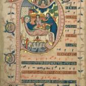 Die Faksimile-Edition des Codex Gisle, (c) Quaternio Verlag Luzern