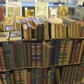 Antiquarische Büchertage im Altonaer Museum © Foto Ursula