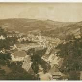 Glashütte village