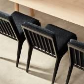Gleda Dining-Chair Oak-Ebonised