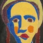 Paul Goesch Kopf, um 1922
