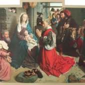 Renaissance Maler: Weyden, Eyck, Campin