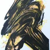 Karl Otto Götz | Wyrl | 80 x 60 cm | Lithographie | 1986