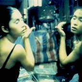 Goldin, C putting on her makeup at Second Tip, Bangkok, 1992