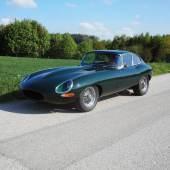 Lot Nr. 329 1963 Jaguar E-Type FHC erzielter Preis € 62.720