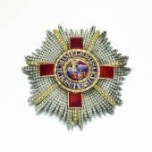 Great Britain, The Most Distinguished Order of Saint Michael and Saint George, Breast Star by Storr and Mortimer, 1838 Estimate £5,000-7,000
