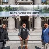 B.U.: v.l.n.r.:  Dirk Geuer, Stephan Kaluza, Uwe Schmitz Foto by Sebastian Drüen