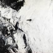 Günter Brus, Dispersion auf Nessel, 222,5 x 239,5 cm, 1961, verkauft um € 931.000