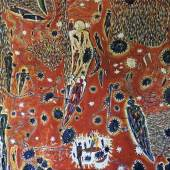 Gunter Damisch, No Title, 2004-10, oil/canvas, 200x280 cm.