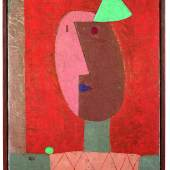 Paul Klee, Clown, 1929, Hilti Art Foundation