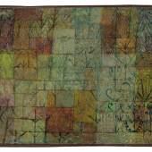 Paul Klee, Gemüsegarten, 1925, Hilti Art Foundation