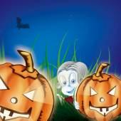 Halloween (c) Schloß Schönbrunn Kultur- und Betriebsges.m.b.H. Illustration Hannes Eder