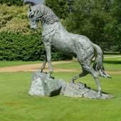 Hamish Mackie, Andalusian Stallion, bronze