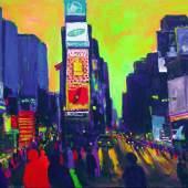 """Sonderschau """"Robert Hammerstiel: Paris – New York"""" bei Galerie Gerlich"""